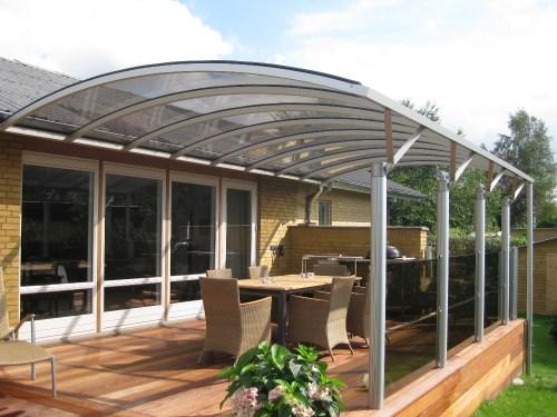RIAS - Inspiration til overdækket terrasse