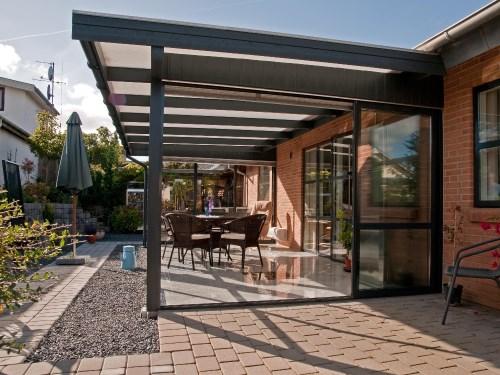 Ubrugte RIAS - Inspiration til overdækket terrasse RV-44